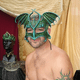 Green Dragon Mask