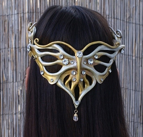 Butterfly Crown