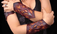 Filigree Gauntlets